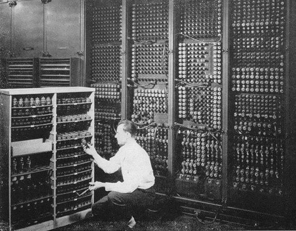 Evolución de ordenadores