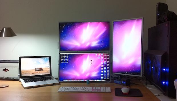 Crea tu propio Mac OS X