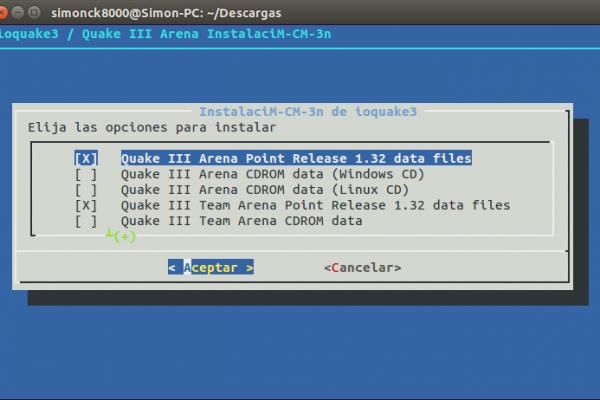 Jugar a Quake3 en Ubuntu 14.04